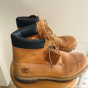 TIMBERLAND CLASSIC MENS WATERPROOF BOOTS